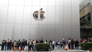 Apple teams with Ant Financial, banks for interest-free